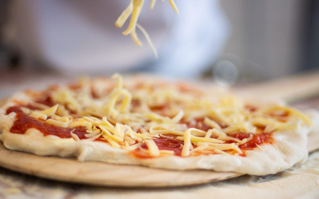 Receta PIZZA – Harina Fácil Salado